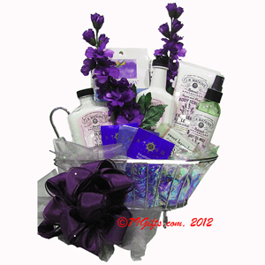 lavendar bath newsletter