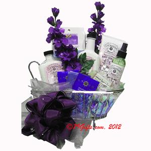 lavendar bath newsletter